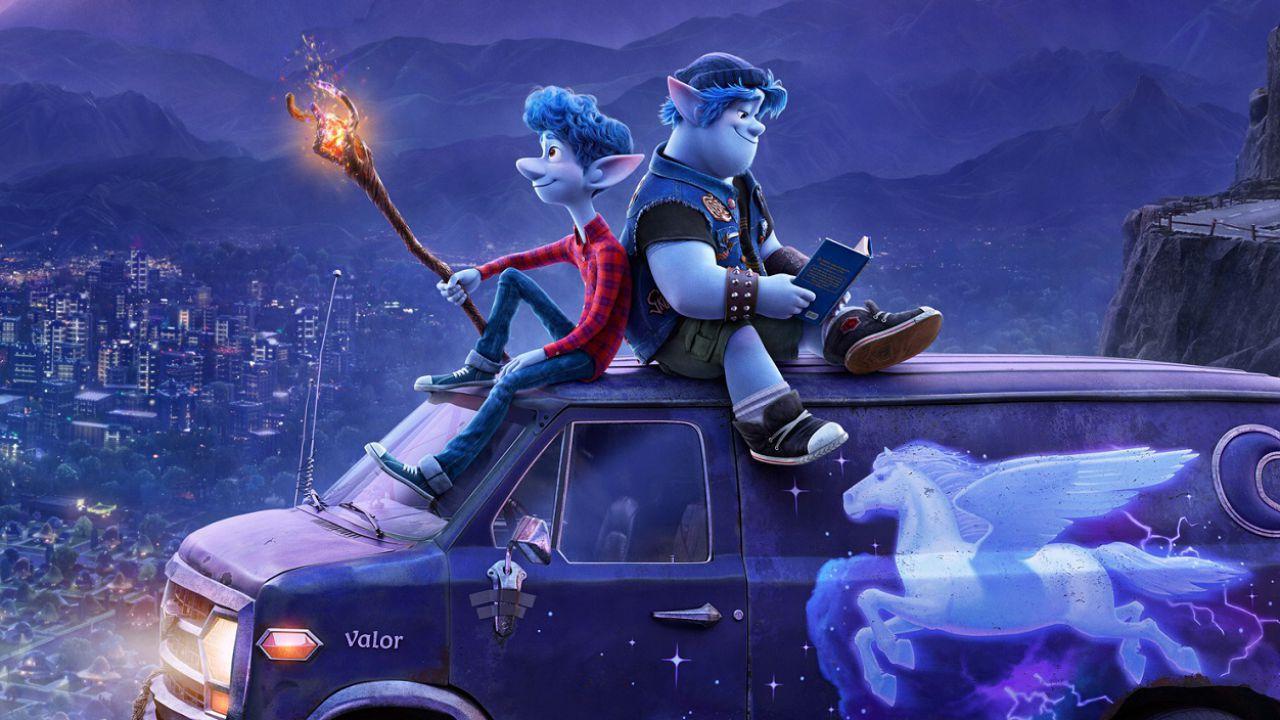 Onward, Chiara Ferragni difende il film della Disney: 'L'amore è sempre giusto'