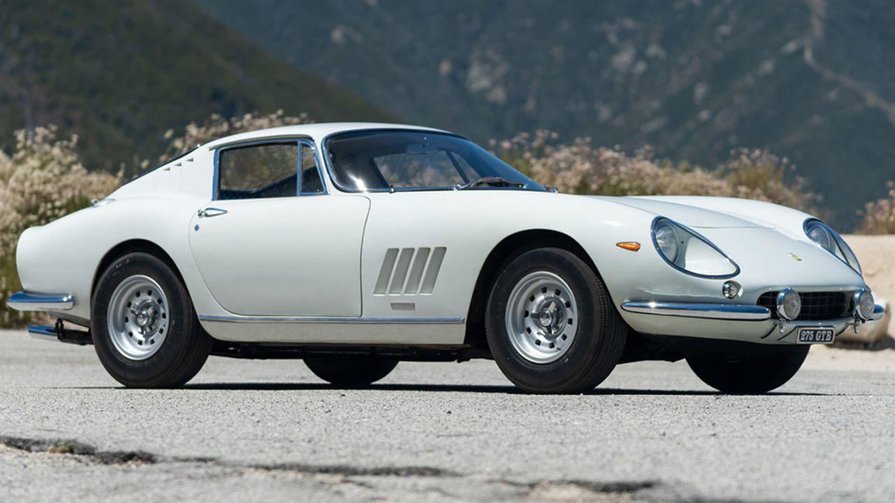 Ora potete noleggiare Ferrari 275 GTB, F40 o Enzo, ma costano un occhio della testa
