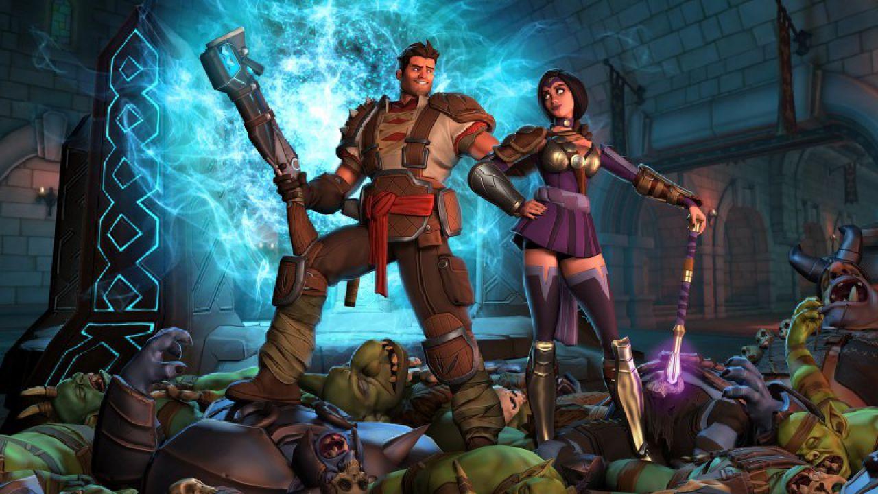 Orcs Must Die Unchained: nuovi eroi e nuova mappa per la closed beta