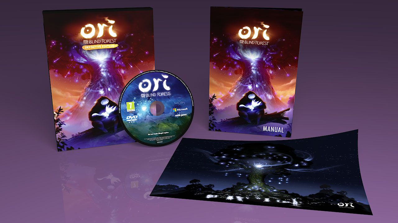 Ori and the Blind Forest Definitive Edition uscirà a giugno in formato retail