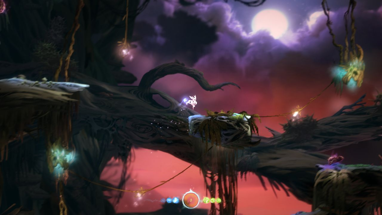 Ori and the Blind Forest: immagini dal TGS