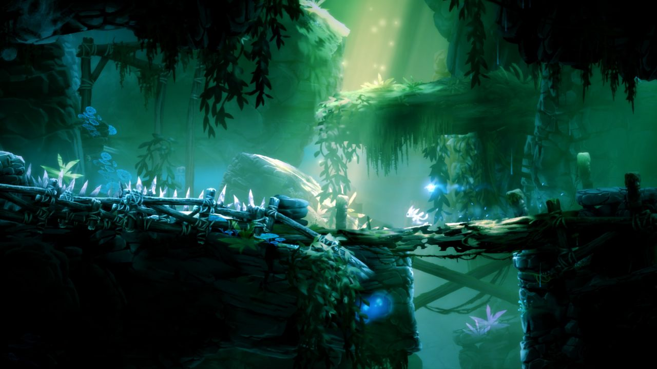 Ori and the Blind Forest - Live Gameplay - Replica 13/03/2015