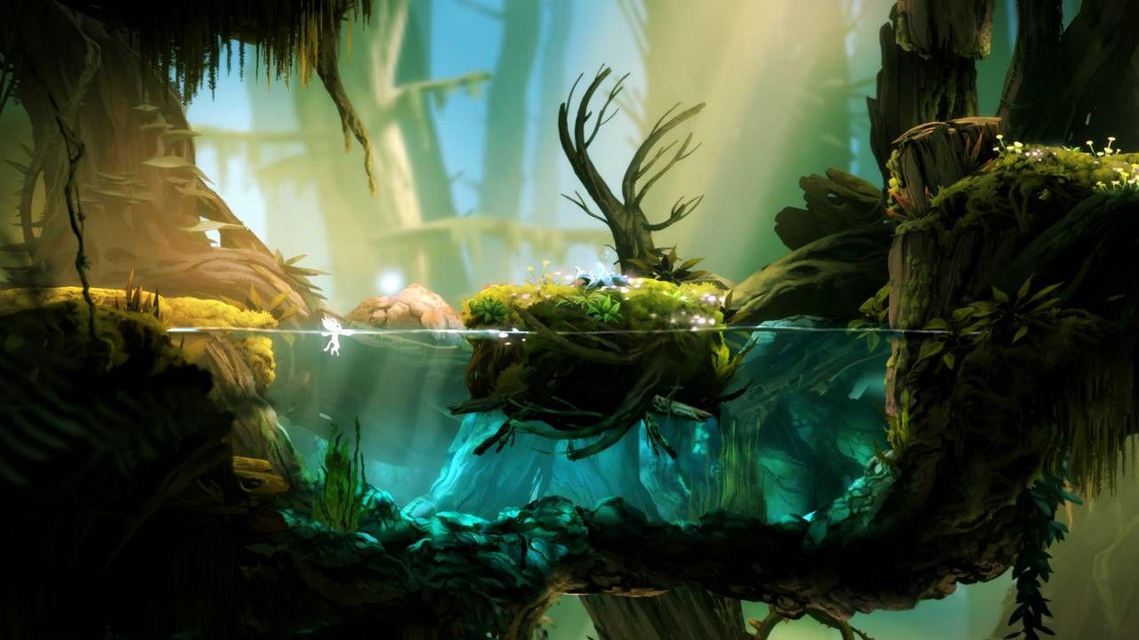 Ori and the Blind Forest: rilasciate nuove immagini ed artwork
