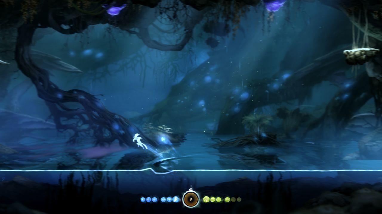Ori and the Blind Forest: video gameplay esteso dalla Gamescom 2014