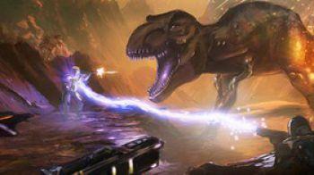 ORION: Dino Beatdown: annunciato l'aggiornamento gratuito 'Jurassic Edition'