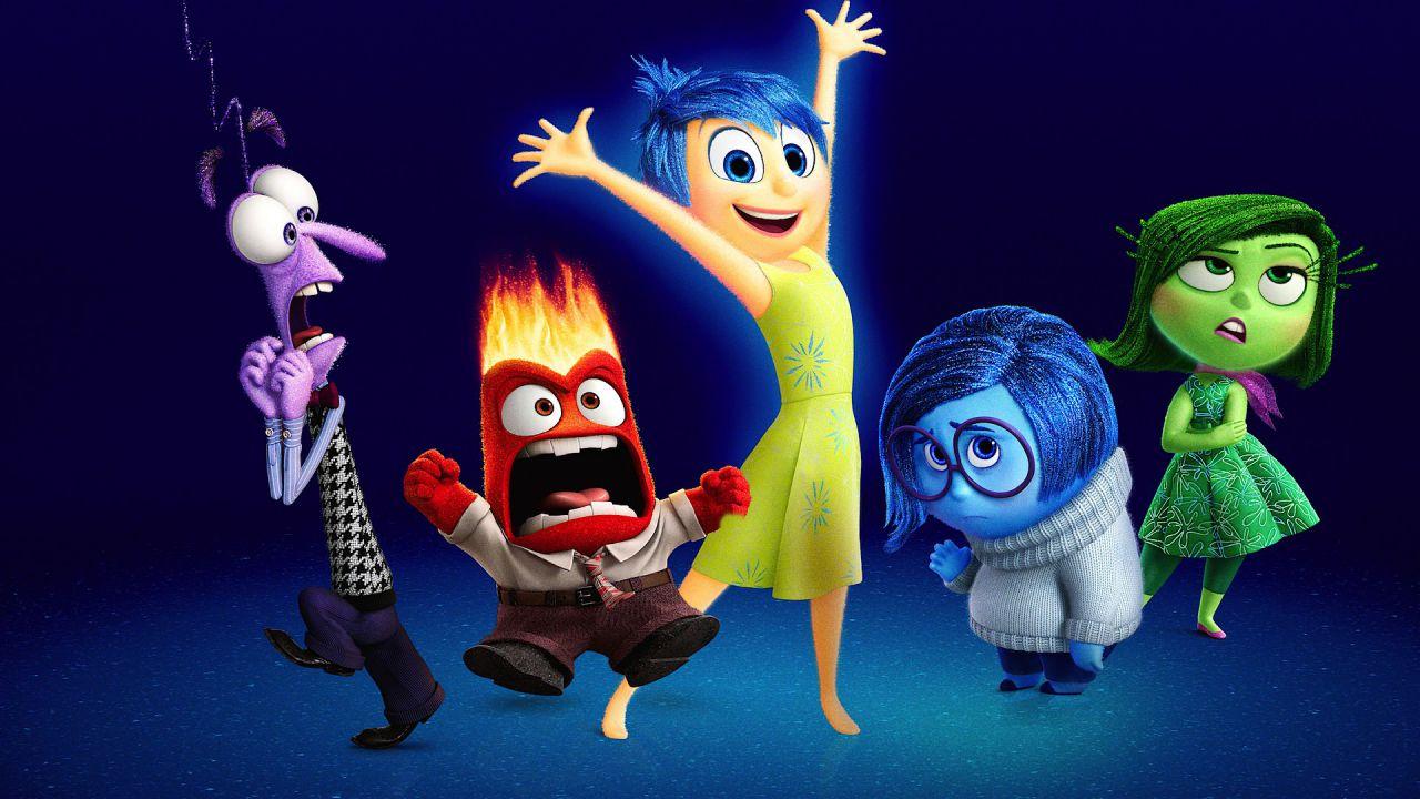 Oscar 2016, Inside Out è il miglior film d'animazione