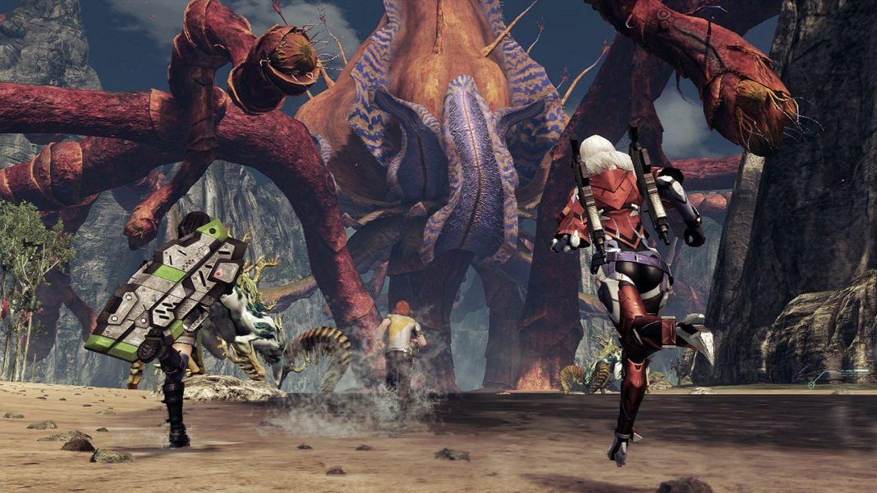 Ottimo debutto per Xenoblade Chronicles X