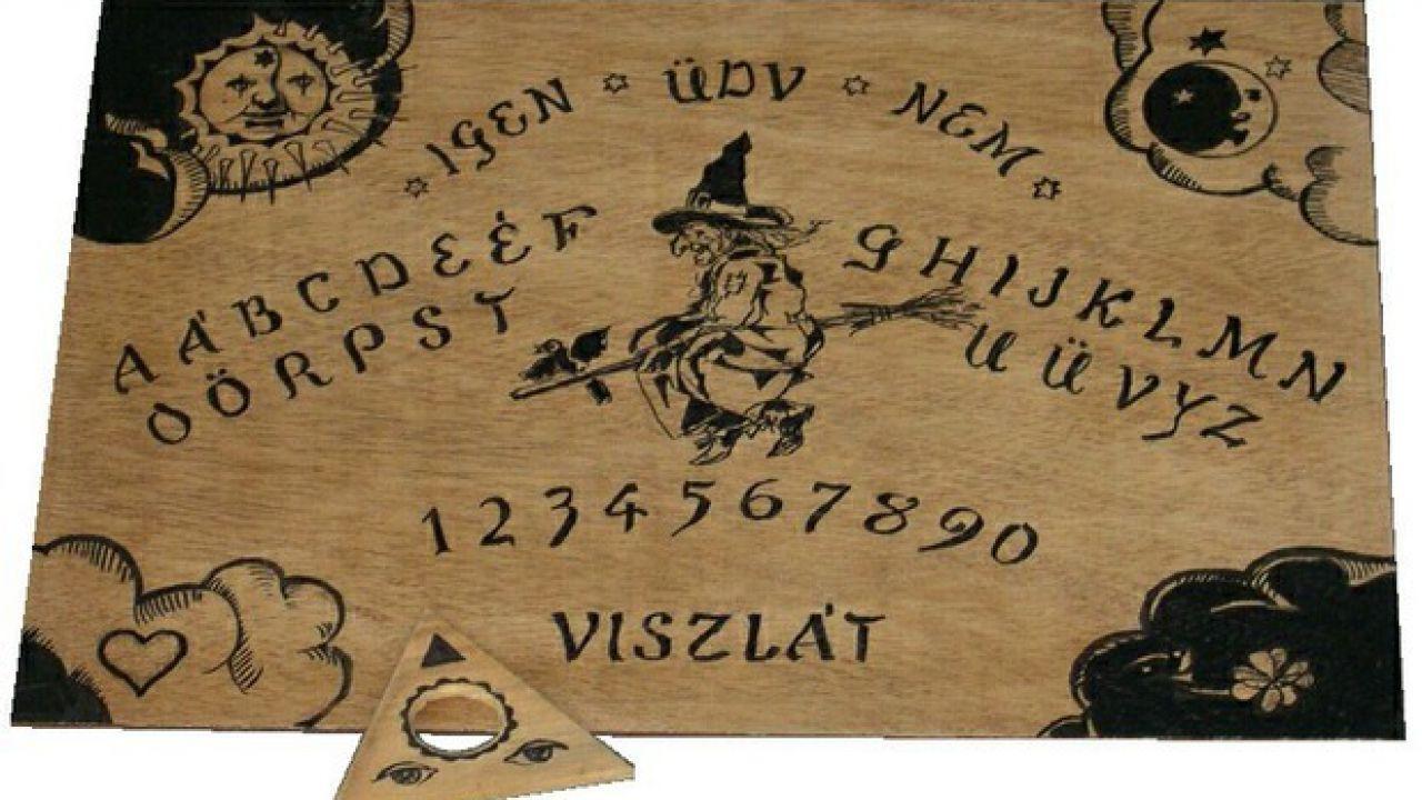 Ouija ecco lo scherzo per promuovere il film - La tavola ouija film ...