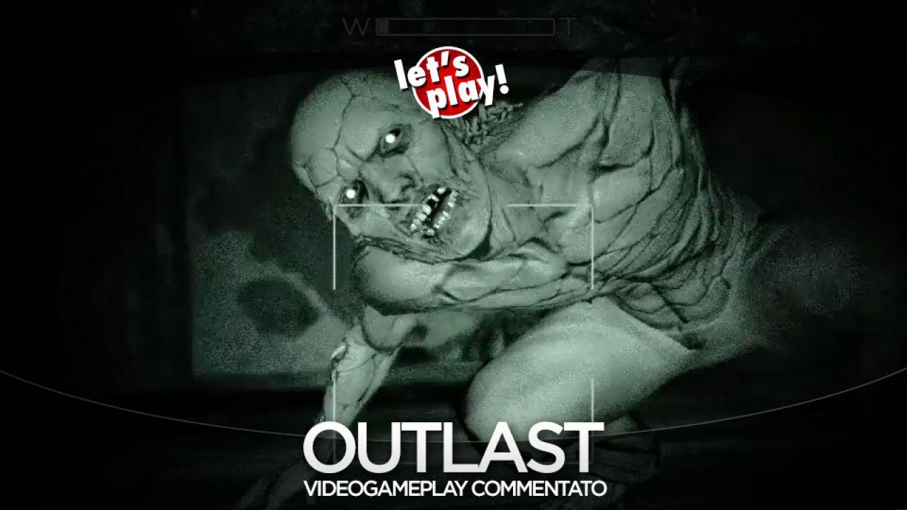 Outlast: Whistleblower - Morlu's Night of Terror su Twitch, stasera alle 21:00