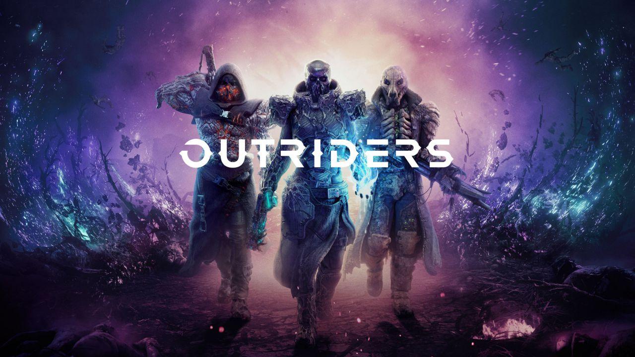 Outriders: Broadcast 5 oggi su Twitch, demo giocata in diretta il 25 febbraio