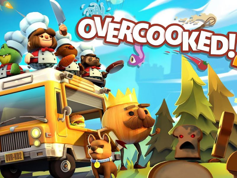 Overcooked 2: Nintendo Switch Online subscribers play for free until February 16th