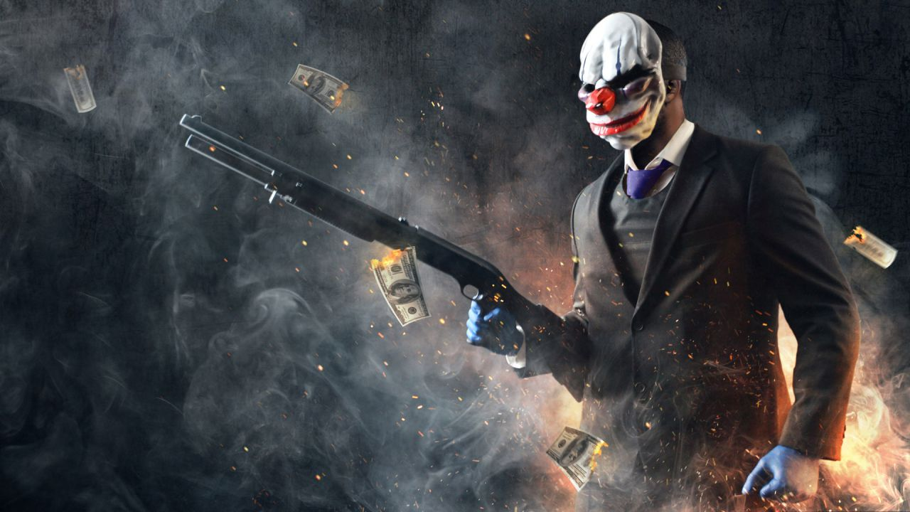 Overkill sconta in modo definitivo i DLC di PayDay 2, ma solo su Steam