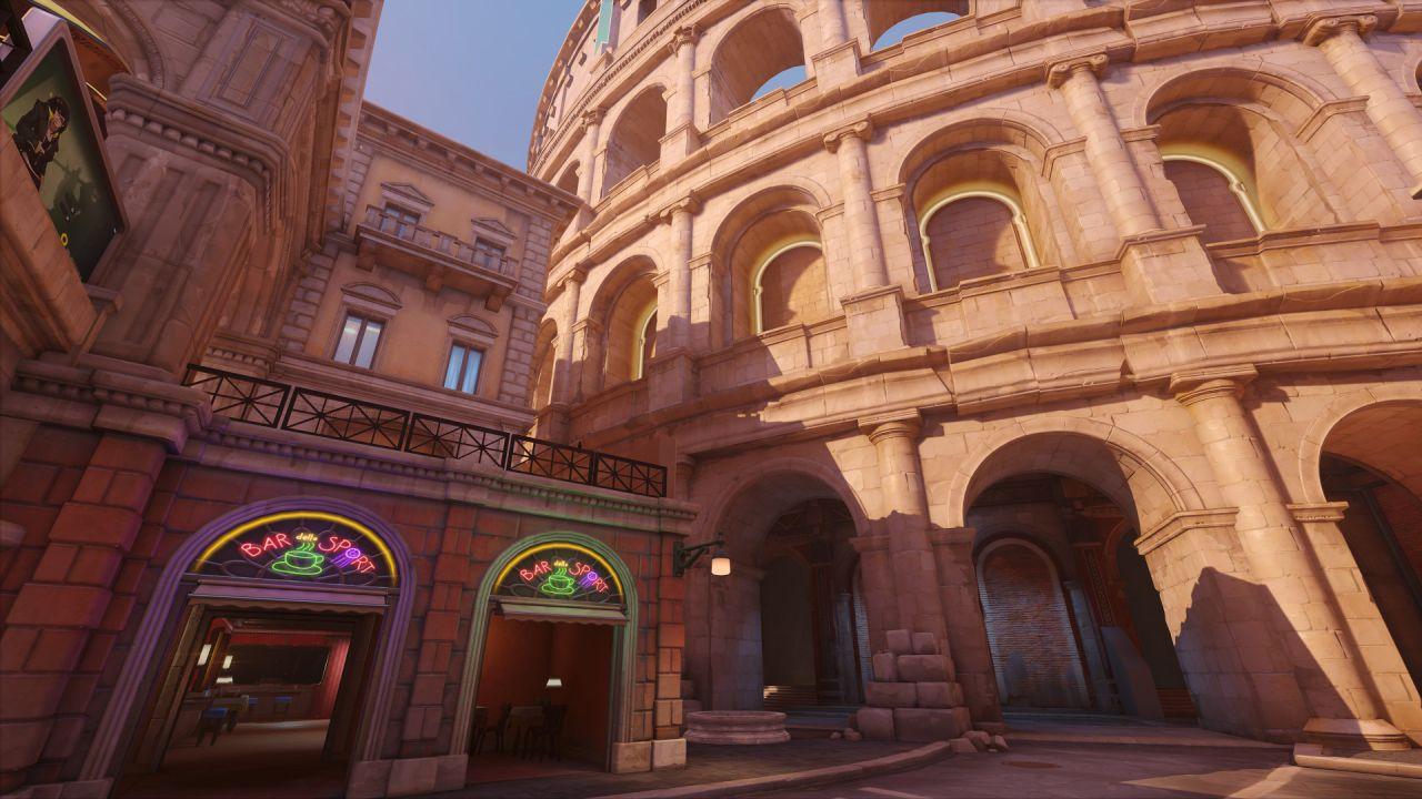 Overwatch 2: cartoline da Roma e New York, le nuove mappe