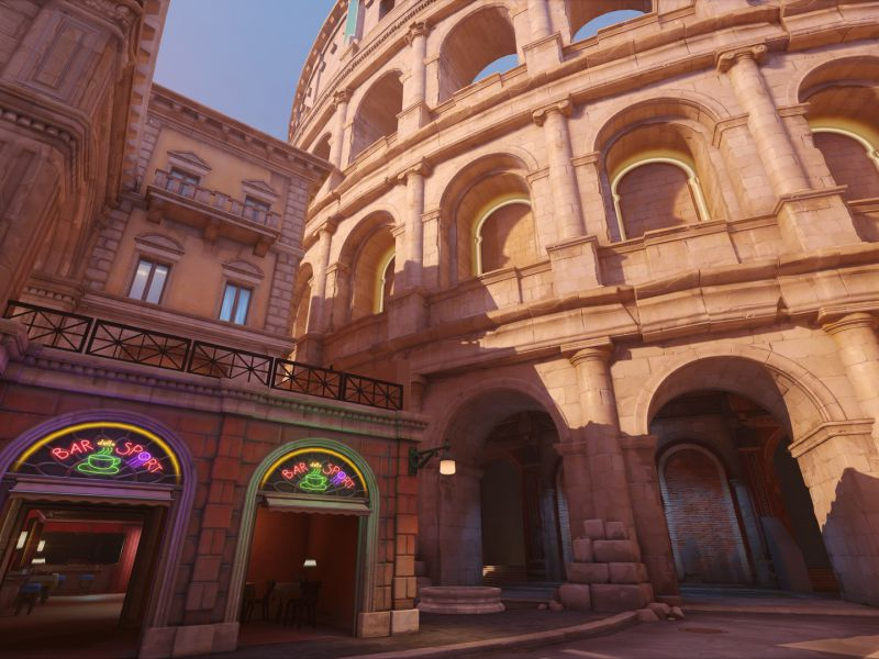 Overwatch 2: postcards from Rome and New York, the new maps