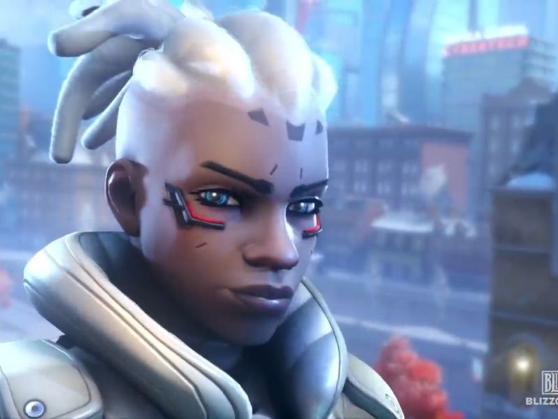 Overwatch 2, Sojourn will use a railgun: first details on the new heroine