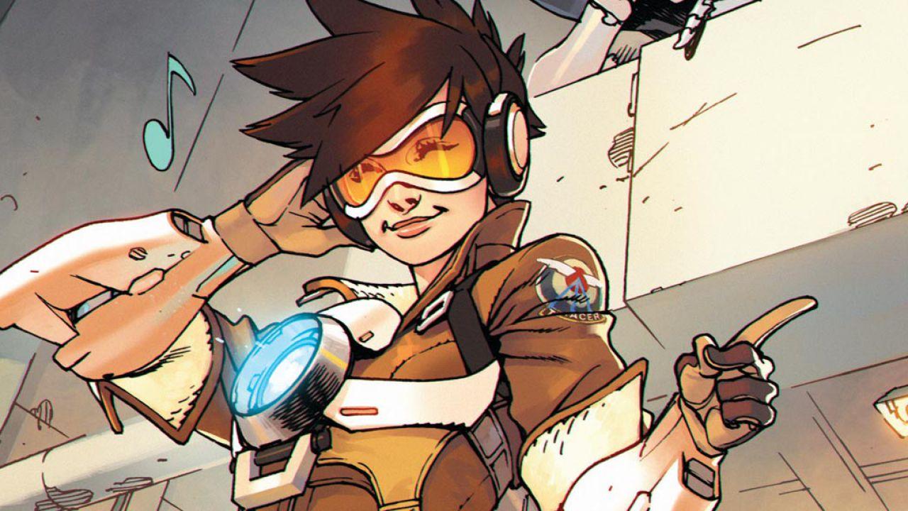 Overwatch: annunciato 'Tracer - London Calling', il nuovo fumetto tratto dal videogioco