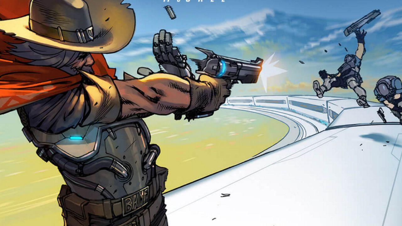 Overwatch: arrivano i fumetti dedicati ai protagonisti del gioco