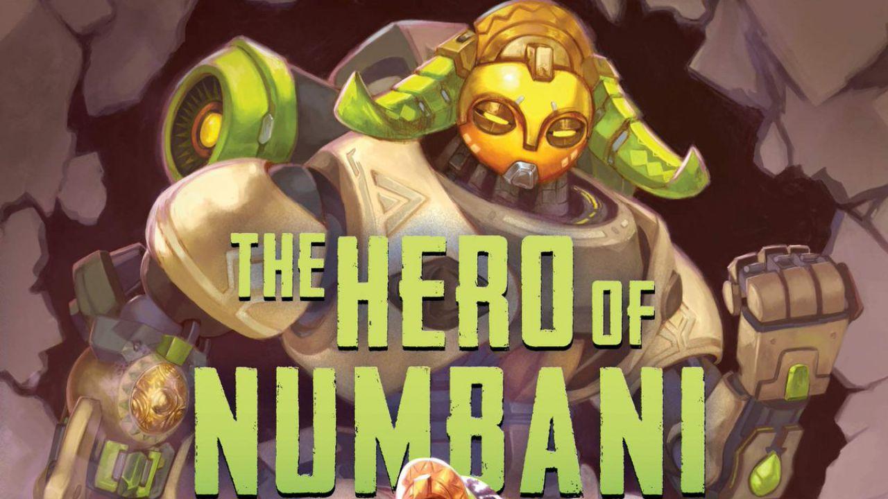 Overwatch, L'Eroe di Numbani: disponibile il primo romanzo originale del gioco Blizzard