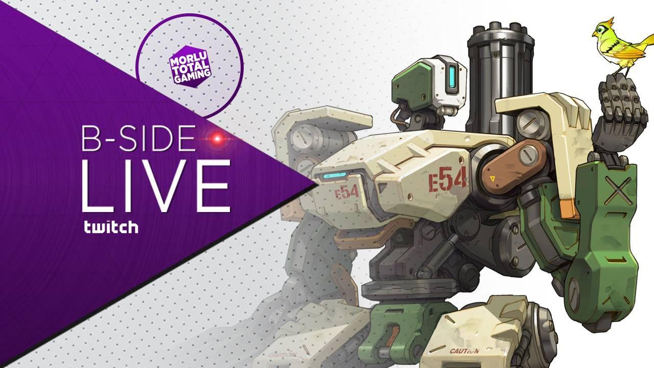 Overwatch giocato su Twitch - Replica Live 16/03/2016