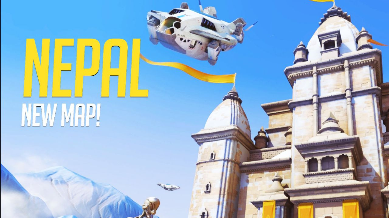 Overwatch: un glitch permette di saltare gli stage della mappa in Nepal