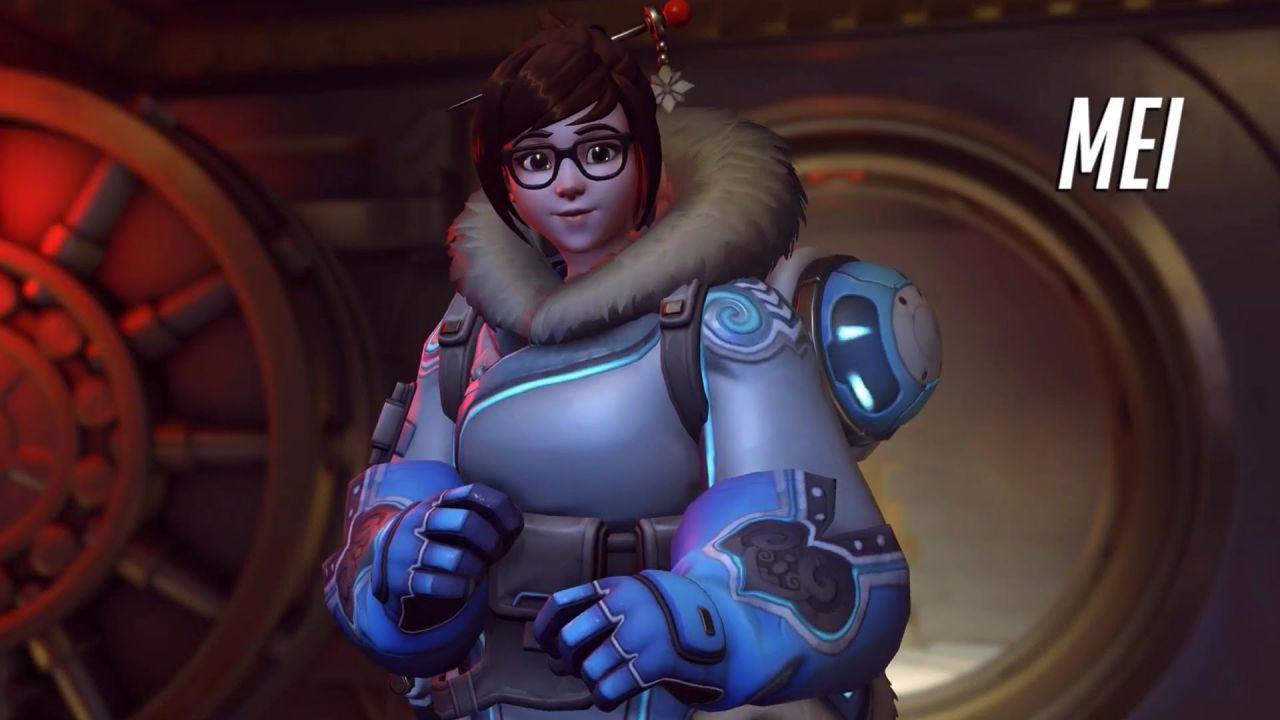Overwatch: in arrivo potenziamenti per Mercy e Mei e un nerf per Zenyatta