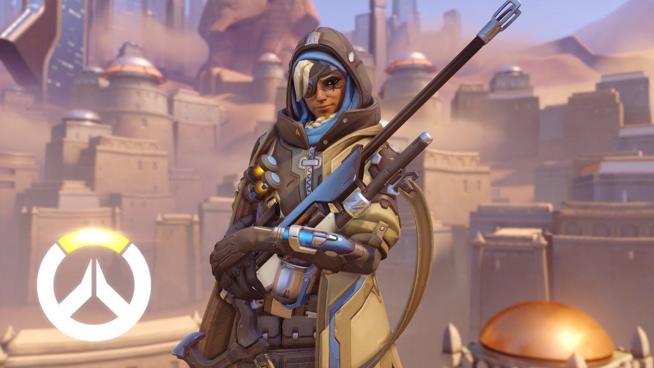 Overwatch: la nuova patch ribilancia Ana e McCree