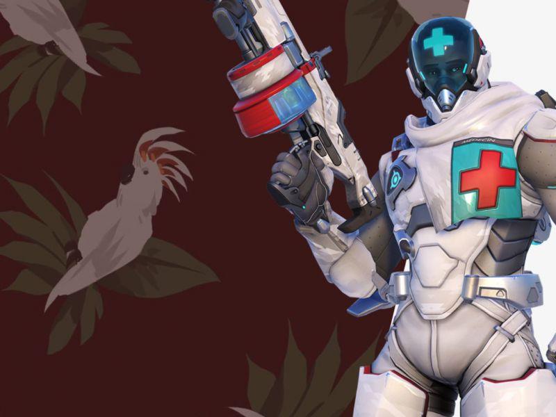 Overwatch: nel nuovo mini-evento potrete ottenere skin e spray di Baptiste