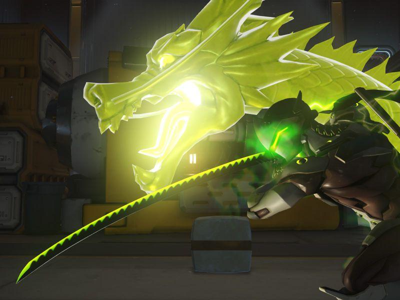 Overwatch: NVIDIA Reflex technology and balancing for Genji, Reaper, Zarya and more