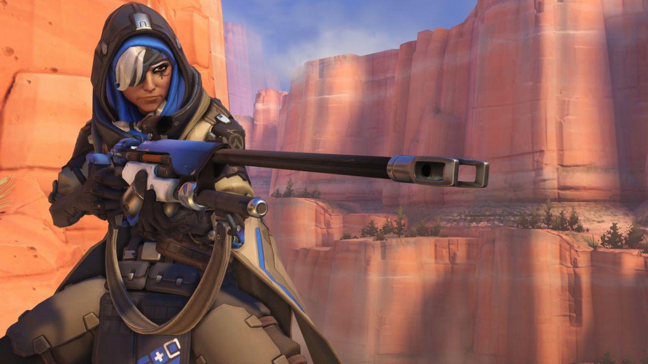 Overwatch: il trailer di Ana nasconde un messaggio segreto