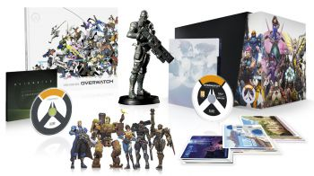 Overwatch: unboxing della Collector's Edition