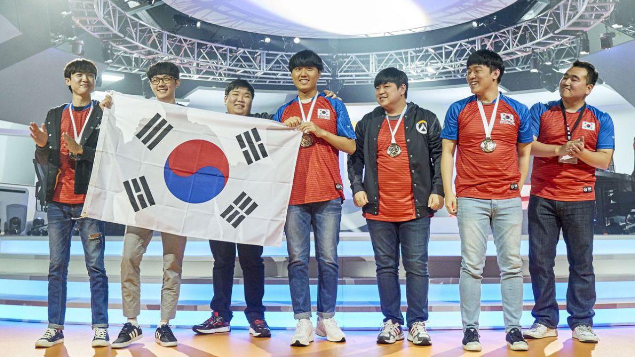 Overwatch World Cup: Corea del Sud sempre più favorita. Annunciato il roster stellare