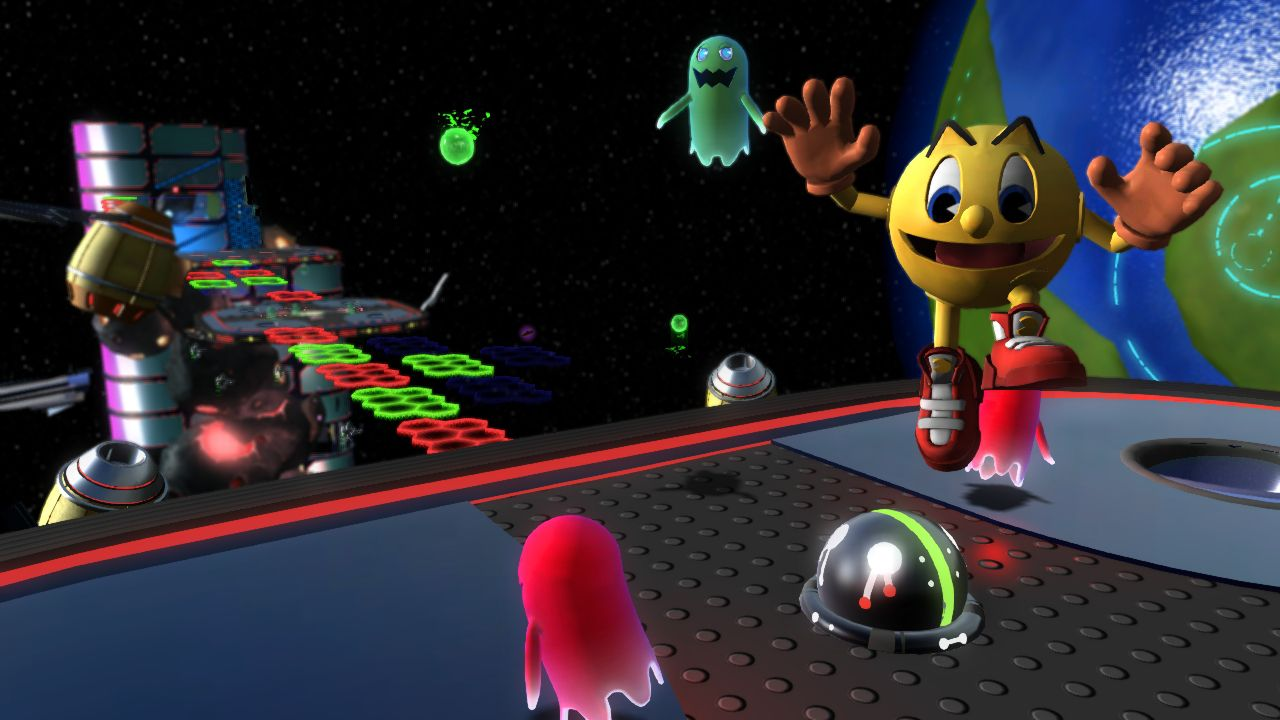 Pac-Man and the Ghostly Adventures 2 si mostra in nuovi scatti