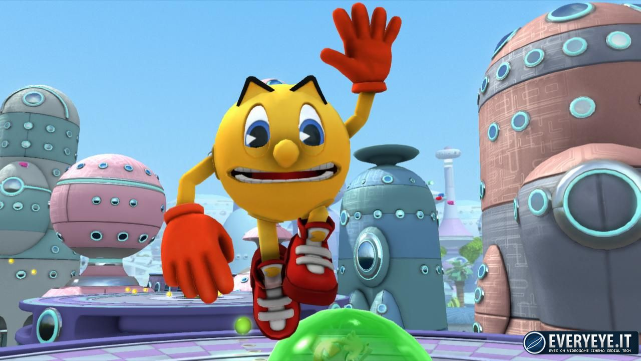 Pac-Man and the Ghostly Adventures uscirà in Europa il 7 Marzo