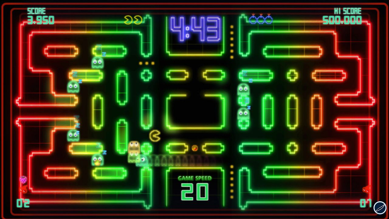 PAC-MAN Championship Edition DX+ disponibile anche su Steam
