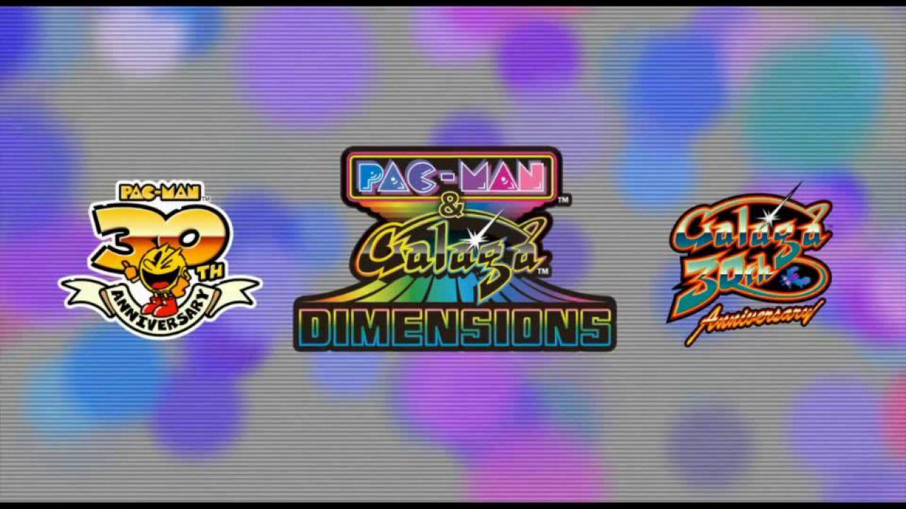 Pac-Man & Galaga Dimensions disponibile oggi in Italia