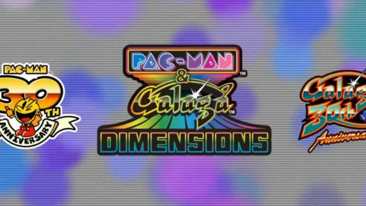 Pac-Man & Galaga Dimensions: trailer di lancio