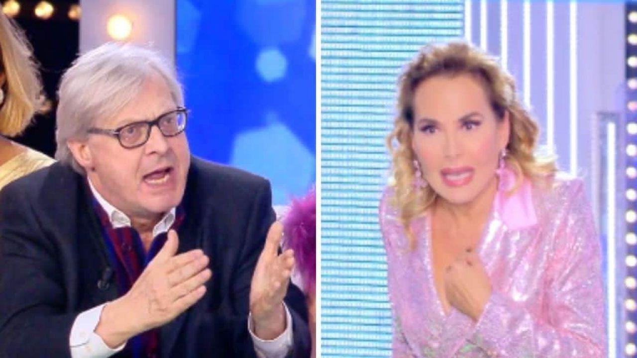 Pace fatta tra Sgarbi e Barbara D'Urso dopo la lite: il critico ha chiesto scusa