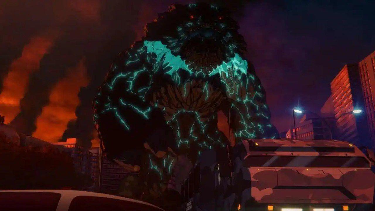 Pacific Rim: The Black, la serie anime di Netflix si mostra nel primo trailer ufficiale