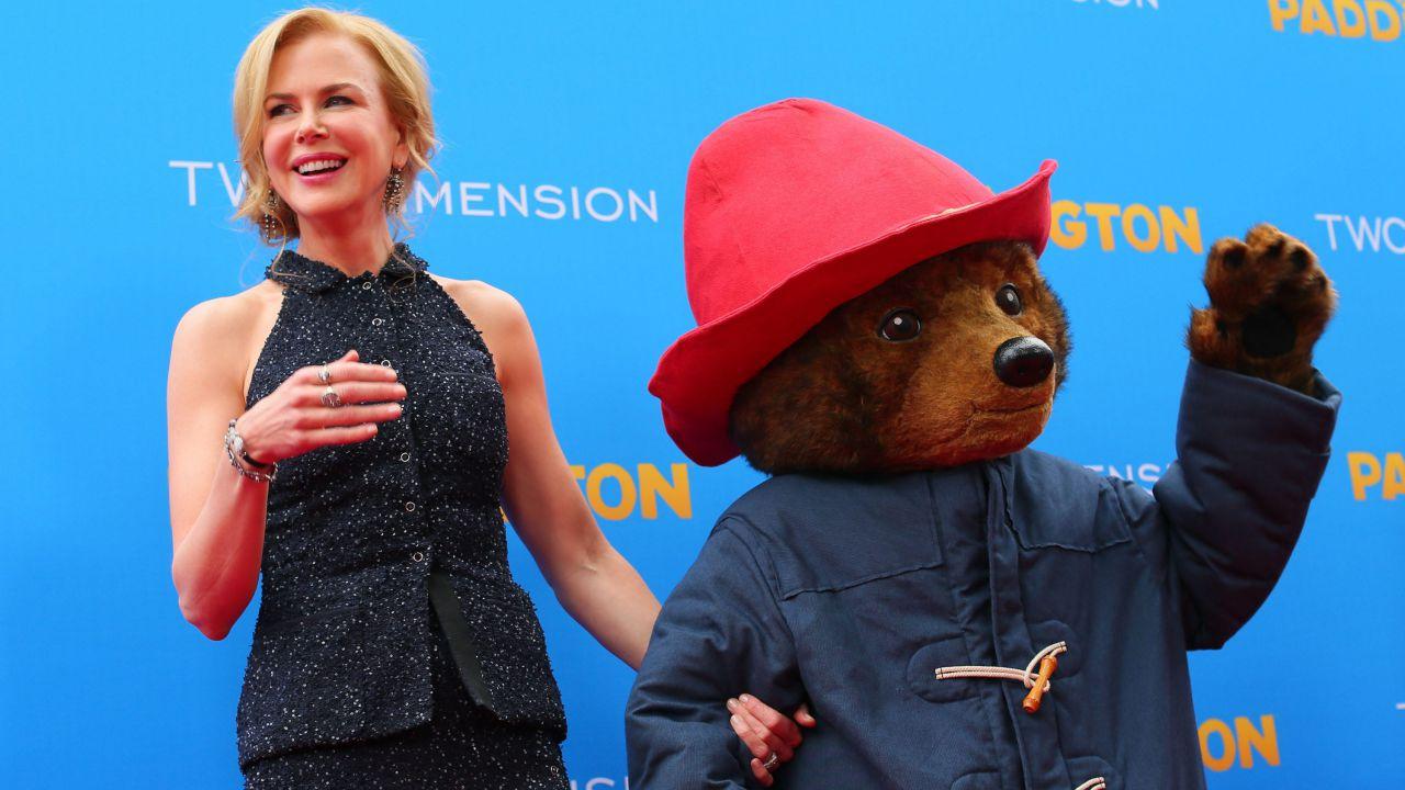 Paddington: Nicole Kidman e Hugh Grant tornerebbero in un terzo film