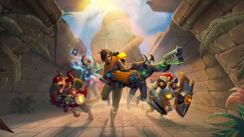 Paladins: in arrivo una Closed Beta su PlayStation 4 e Xbox One