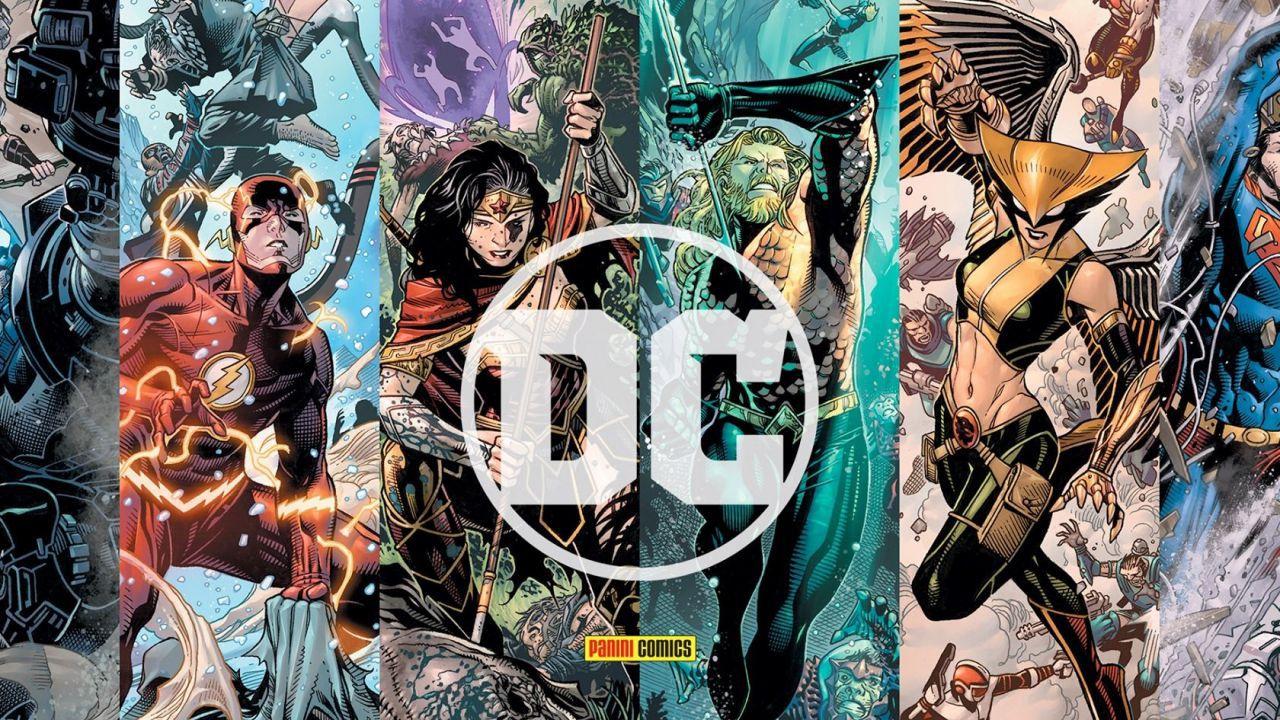 Panini Comics dà il via all'era DC, scopriamo date e fumetti in arrivo