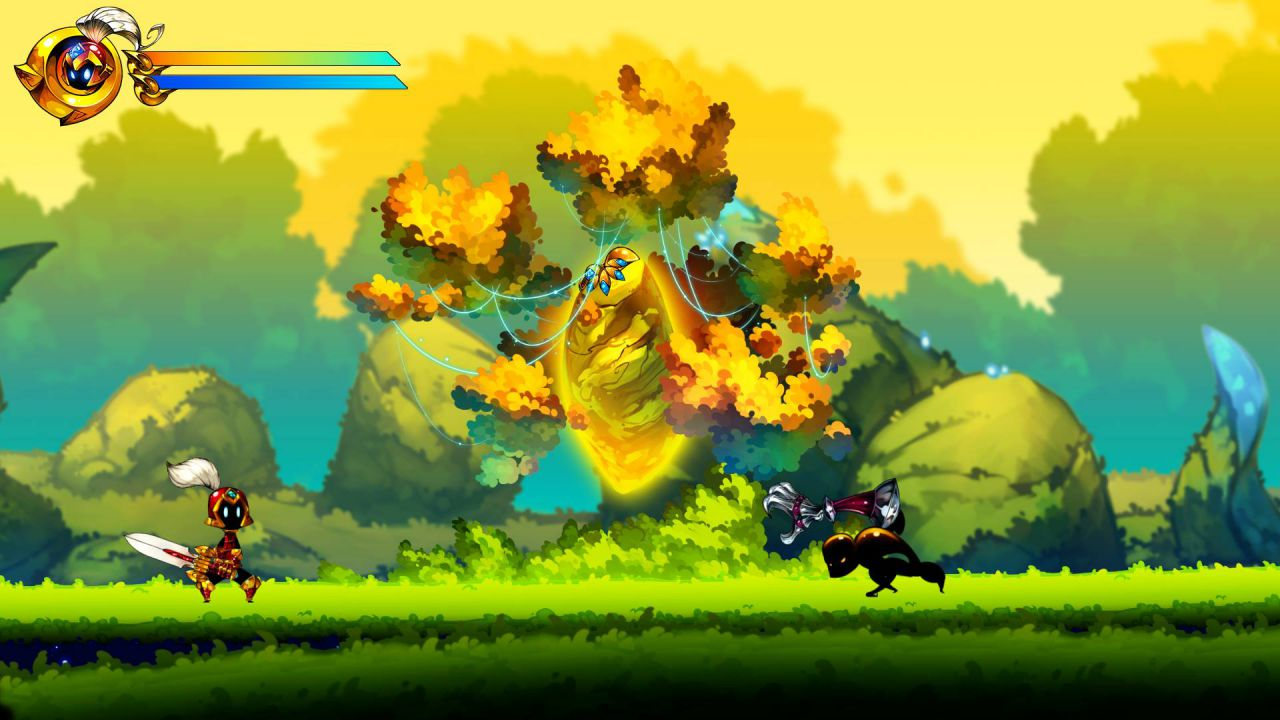 Pankapu: pubblicata la demo giocabile