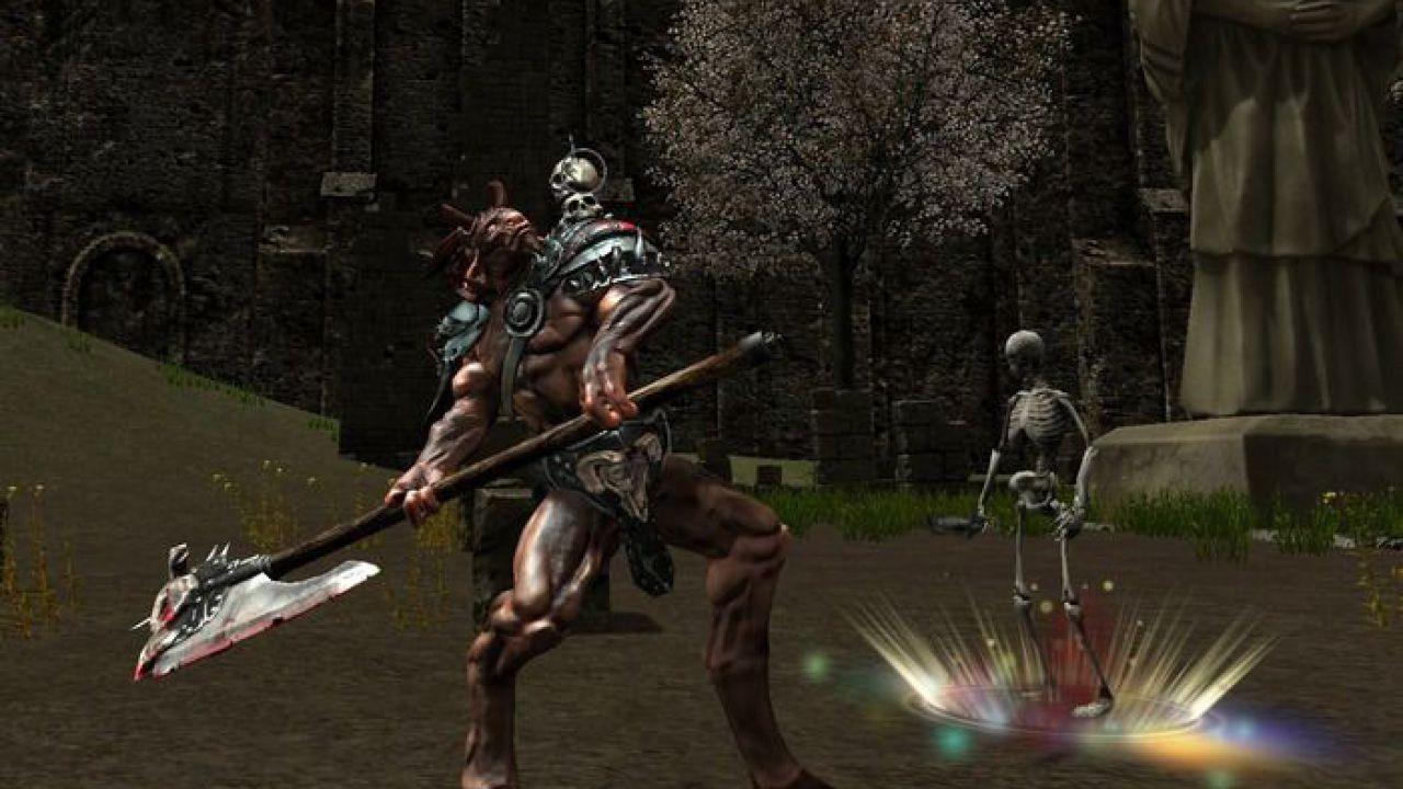 Pantheon: Rise of the Fallen, al via la campagna Kickstarter