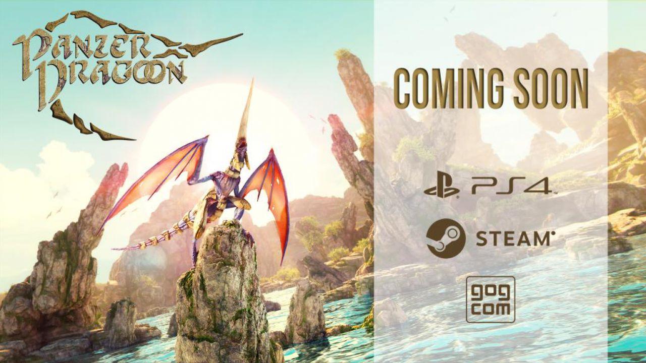 Panzer Dragoon Remake arriverà presto su PlayStation 4 e PC