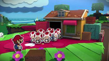 Paper Mario Color Splash: data di uscita