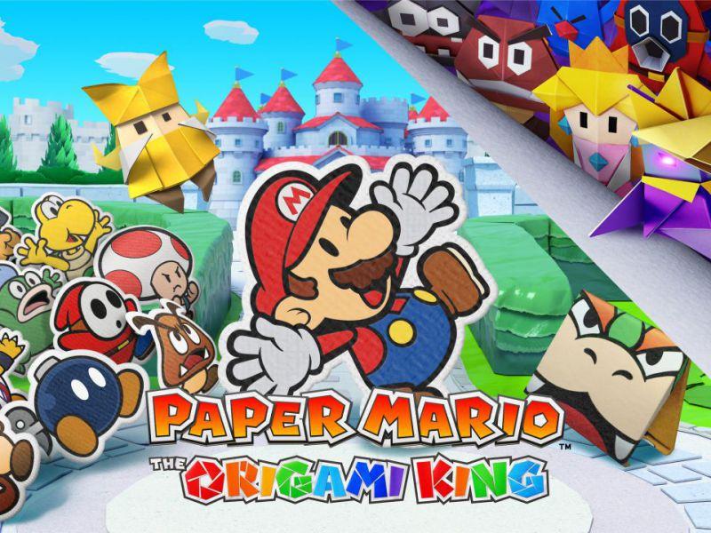 Paper Mario in costante rivoluzione: il combat system deve cambiare a ogni gioco