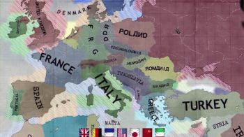 Paradox annuncia  East Vs. West: A Hearts of Iron Game