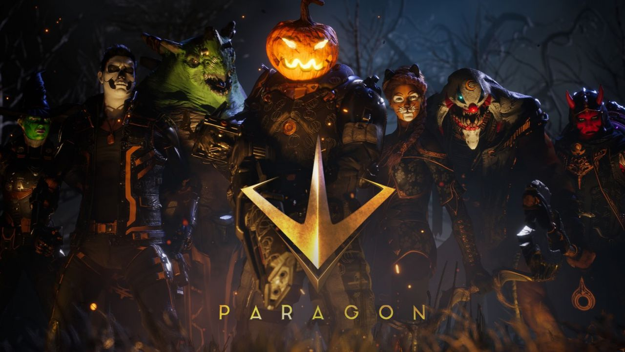 Paragon: arriva l'evento di Halloween 'Shadow's Eve'