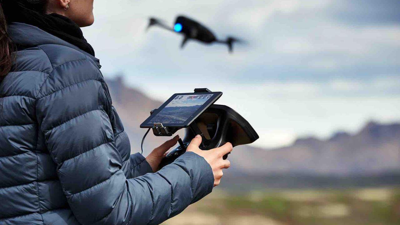 Parrot svela Bebop 2 Power, il drone per i social addicted