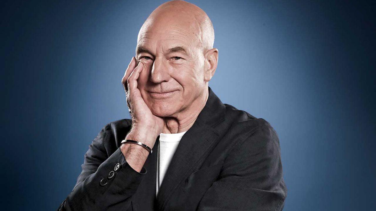 Patrick Stewart, l'attore di Star Trek: Picard spera ancora in un crossover con Star Wars